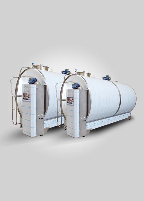 Süt Soğutma Tankları